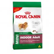 Imagem - Ração Royal Canin Cães Mini Indoor Adult 8+ 1kg