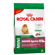 Ração Royal Canin Cães Mini Indoor  Ageing 12+ 1kg