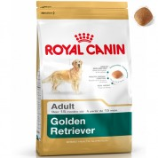 Ração Royal Canin Golden Retriever Adultos 12kg