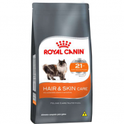 Ração Royal Canin Hair and Skin Care 400g