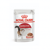 Imagem - Ração Royal Canin Instinctive Adult Sachê 85g