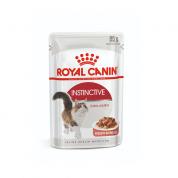 Ração Royal Canin Instinctive Adult Sachê 85g