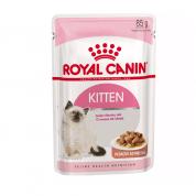 Imagem - Ração Royal Canin Kitten Filhote Sachê 85g