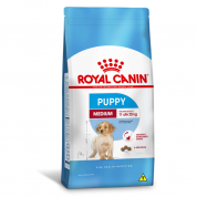 Ração Royal Canin Medium Junior 15kg