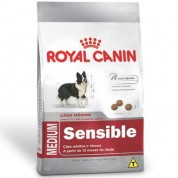 Ração Royal Canin Medium Sensible 15kg