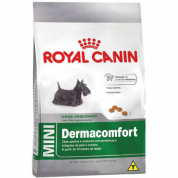 Ração Royal Canin Mini Dermacomfort Cachorros 2,5kg