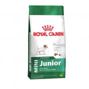 Ração Royal Canin Mini Junior 2,5kg