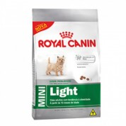 Ração Royal Canin Mini Light 2,5kg