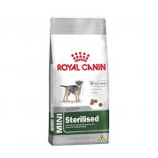 Ração Royal Canin Mini Sterilised 1kg