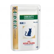 Ração Royal Canin Obesity S/O Wet Gatos Sachê 100g