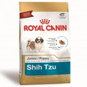 Ração Royal Canin Shih Tzu Junior 1kg