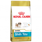 Ração Royal Canin Shih Tzu Junior 2,5kg