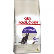 Ração Royal Canin Sterilised Gatos Adultos Castrados 10,1kg