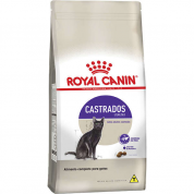 Ração Royal Canin Sterilised Gatos Adultos Castrados 400g