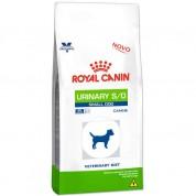 Ração Royal Canin Veterinary Diet Urinary Small Dog Cães Doenças Urinárias 2kg