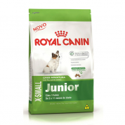 Ração Royal Canin X-Small Junior Cães 2,5kg