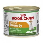 Ração Úmida Lata Royal Canin para Cães de Raças Pequenas com Pele Sensível 195g