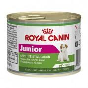Ração Úmida Lata Royal Canin para Cães Filhotes até 10kg 195g