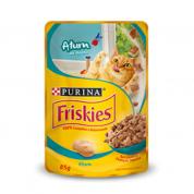 Alimento Úmido Sachê Friskies Atum Gatos 85g