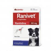 Ranivet 80mg 12 comprimidos