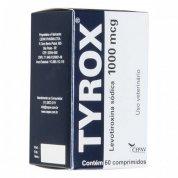 Repositor Hormonal Tyrox 1000mcg 60 comprimidos