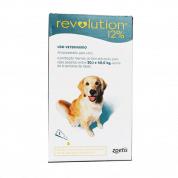 Imagem - Revolution 12% Cães de 20 a 40kg 1 Ampola