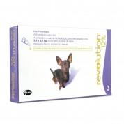 Imagem - Revolution 12% Cães de 2,6 a 5kg - Caixa com 3 Unidades