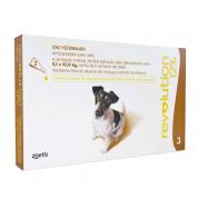 Imagem - Revolution 12% Cães de 5 a 10kg - Caixa com 3 Unidades