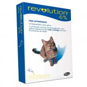 Imagem - Revolution 6% Gatos de 2,5 a 7,5 kg - 1 Ampola