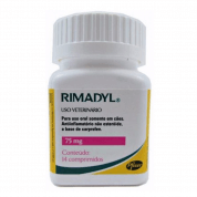 Imagem - Rimadyl 75mg Frasco - 14 Comprimidos