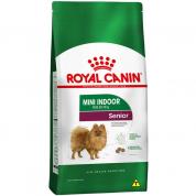 Royal Canin Mini Indoor Senior Cachorros Raças Pequenas 7,5kg