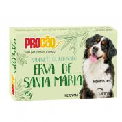 Sabonete Glicerinado Erva de Santa Maria Gatos e Cachorros Procão 75g