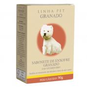 Sabonete Veterinário Granado Enxofre Cães e Gatos 90g