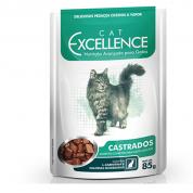 Sachê Cat Excellence Castrados 85g