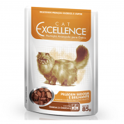 Imagem - Sachê Cat Excellence Pelagem Sedosa e Brilhante 85g
