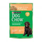 Sachê Dog Chow Filhotes Frango e Arroz 100g