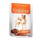 Sachê Dog Excellence + Vitalidade 100g