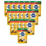 Imagem - Sachê Pedigree Carne ao Molho Kit 18 unidades de 100g