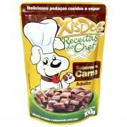 Sachê XisDog Receitas do Chef Carne 100g