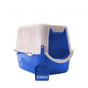 Sanitário Gatos Duracat Azul