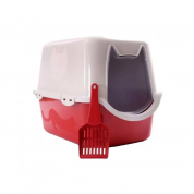 Sanitário Gatos Duracat Vermelho