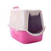 Sanitários Gatos Duracat Rosa