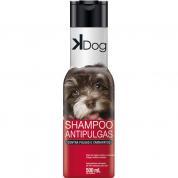 Shampoo Antipulgas Kdog Cachorros 500ml