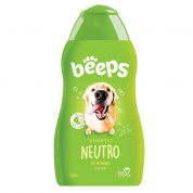 Shampoo Pet Society Beeps Neutro Aloe Vera 500ml