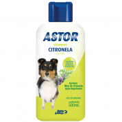 Shampoo Citronela para Cachorros Astor 500ml