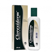 Shampoo Clorexiderm 4% 230ml