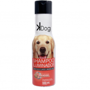 Shampoo Iluminador Pelos Claros Kdog Cachorros 500ml