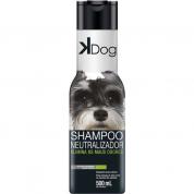 Shampoo Neutralizador de Odores Kdog Cachorros 500ml