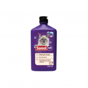 Shampoo Sanol Cat Gatos 500ml