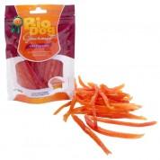 Snack Bio Dog Gourmet Soft Strips Filé de Frango 100g